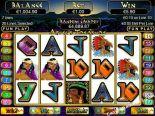 слот автомат игра Aztec's Treasure RealTimeGaming
