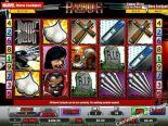 слот автомат игра Blade CryptoLogic
