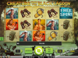 слот автомат игра Creature from the Black Lagoon NetEnt