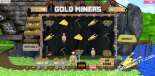 слот автомат игра Gold Miners MrSlotty