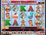 слот автомат игра Happy Holidays iSoftBet