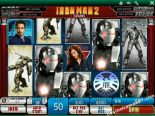 слот автомат игра Iron Man 2 Playtech