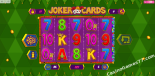 слот автомат игра Joker Cards MrSlotty