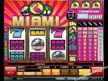 слот автомат игра Miami iSoftBet