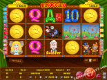 слот автомат игра Pinocchio Wirex Games