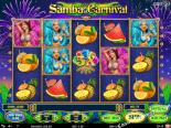 слот автомат игра Samba Carnival Play'nGo