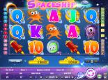 слот автомат игра Spaceship Wirex Games