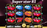 слот автомат игра Super Star 81 Kajot Casino