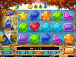 слот автомат игра Wizard of Gems Play'nGo