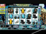 слот автомат игра Wolverine CryptoLogic